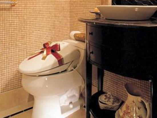 Gangnam Artnouveau City II: great toilet