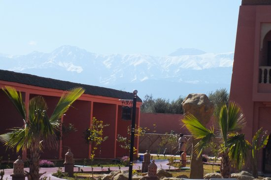 Be Live Family Aqua Fun Marrakech: Mountain view