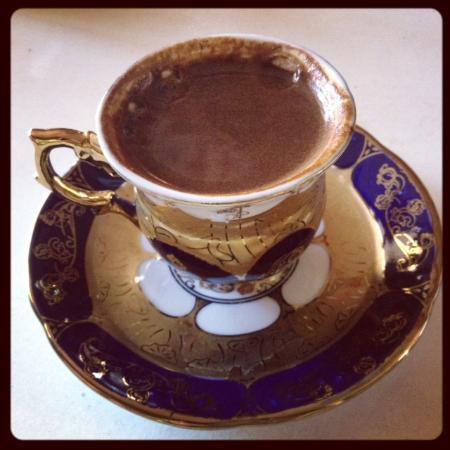 Cairo Moon Hotel: le café