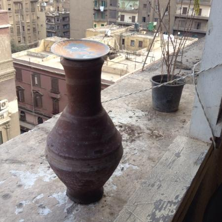 Cairo Moon Hotel: le 'ola'