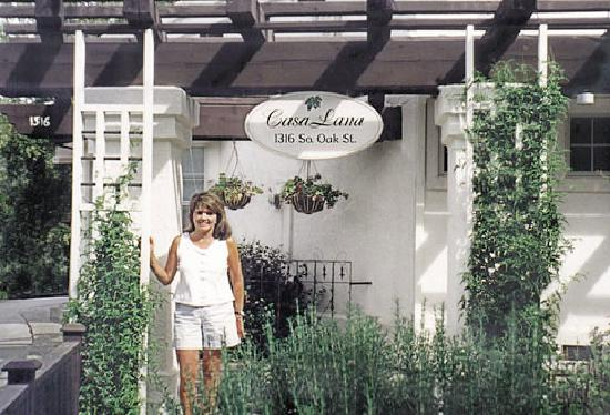 Casa Lana Bed & Breakfast: Owner, Lana Richardson