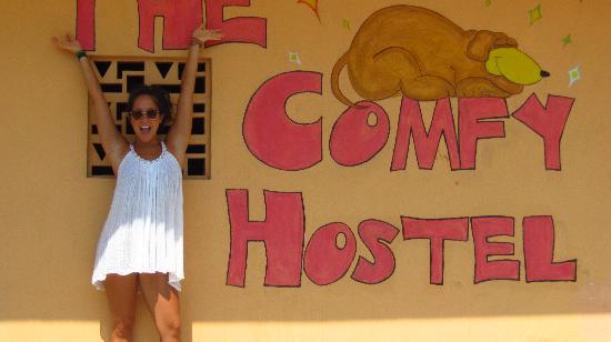 The Comfy Hostel / Studios: Comfy Hostel