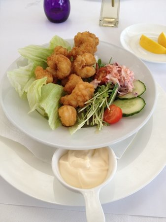 Frenchy's Restaurant & Tea Rooms: my lunch, yummy