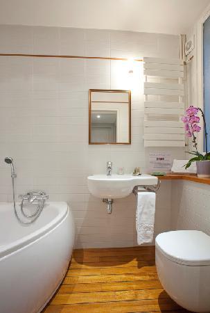 HotelHome Paris 16: Suite Double