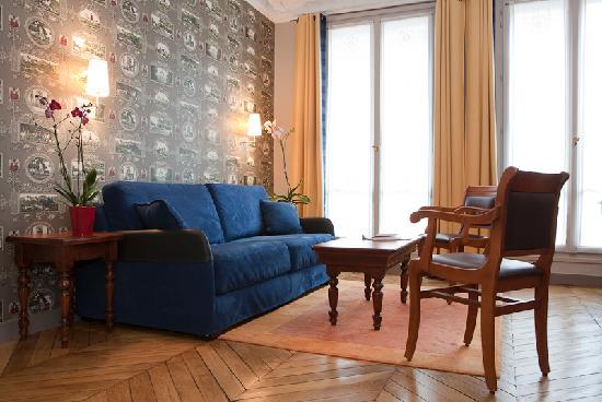 写真ホテル ホーム パリ 16枚