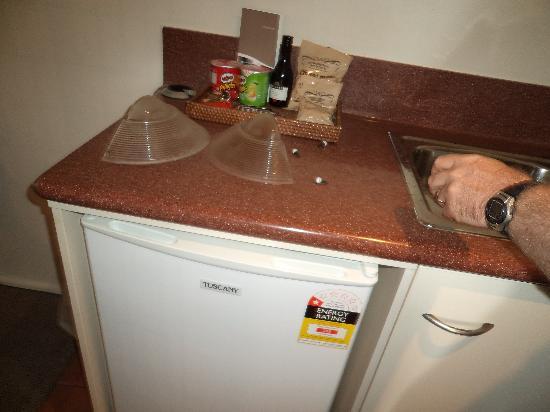 Rydges Rotorua : kitchen