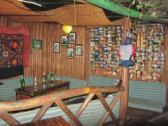 Mix Hostel: The garden