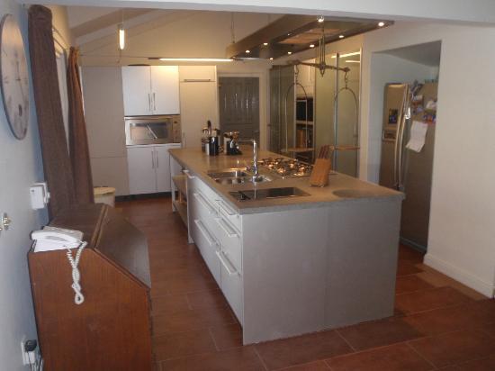 Frangipani Apartments Curacao: Pelican Küche