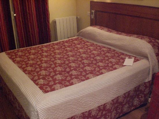 Hotel Albert 1er: quarto standard