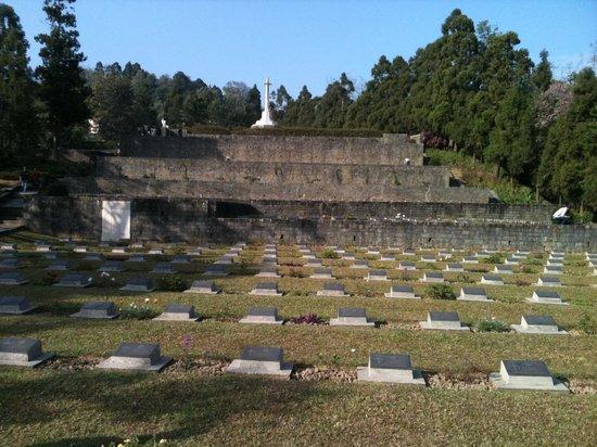 Kohima War Cemetery