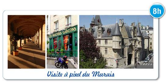 VIP Holidays France Day Tours: day tour