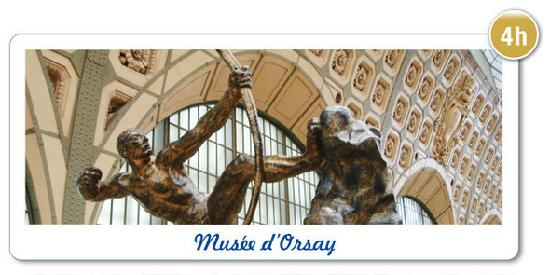 VIP Holidays France Day Tours: orsay