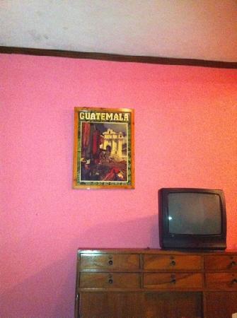 Grand Hotel: notre chambre est rose