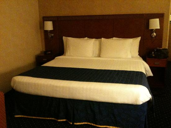Courtyard by Marriott Chicago O'Hare: Marriott Bedroom 2