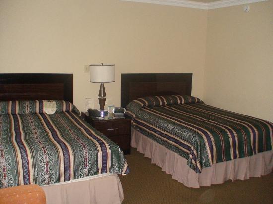 Plaza Paitilla Inn: La habitación