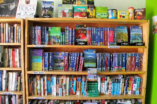 Lucha Libro Books: Nicaragua's biggest selection of guidebooks