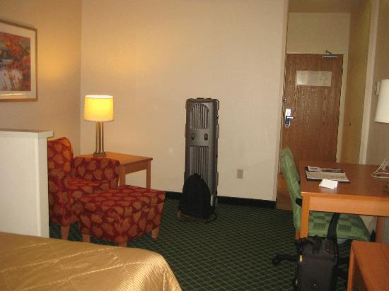Comfort Inn & Suites Oakland Airport : room 2