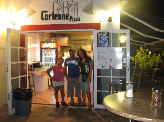 Corleone Pizza: Crew