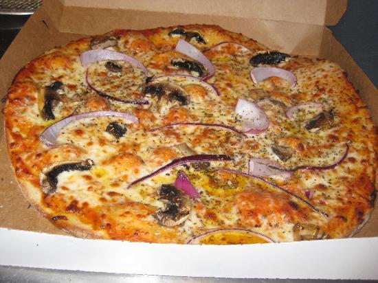 Corleone Pizza: To go