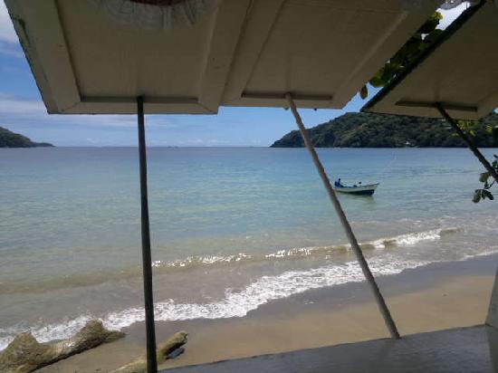 Jemma's Seaview Kitchen: what a view!!