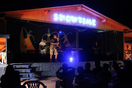 Sol Caribe San Andres: SHOW DE LA NOCHE