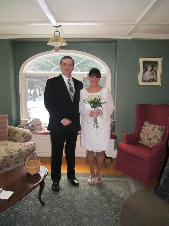 Snow Goose Inn: Our Wedding