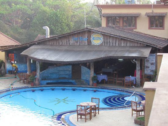 Resort Terra Paraiso: restro bar