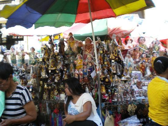 Quiapo Church: More religious relics