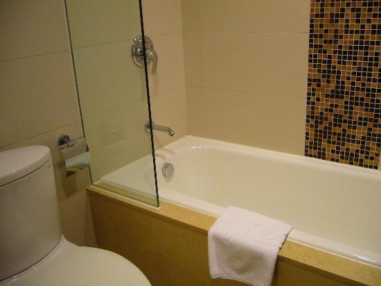 Casa Real Hotel : Elite Double room - washroom1