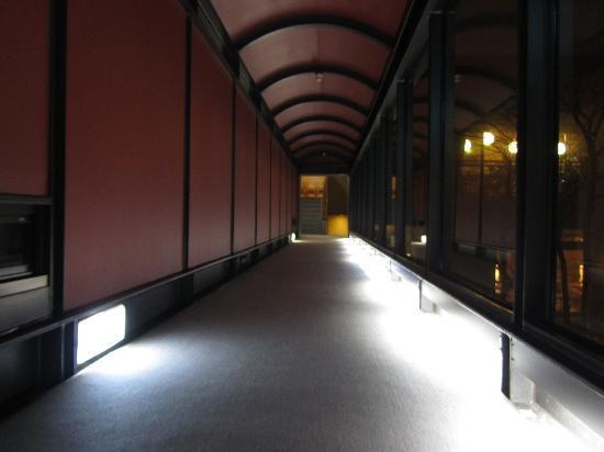 Reflet's Club Hakone Gora : 廊下