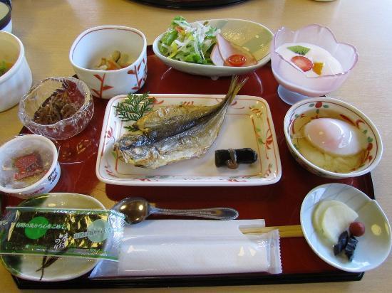 Reflet's Club Hakone Gora : 朝食