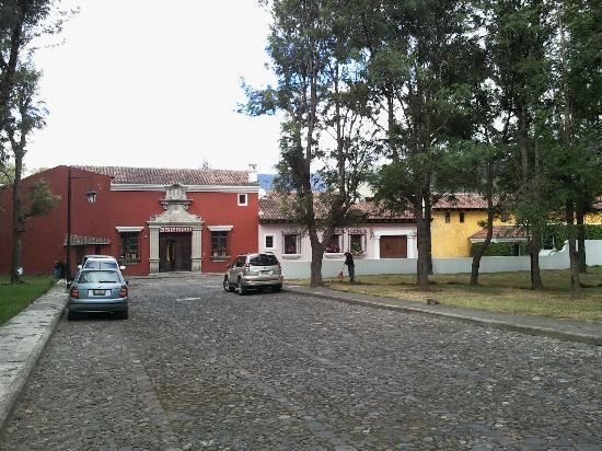 Hotel Palacio de Dona Beatriz: location