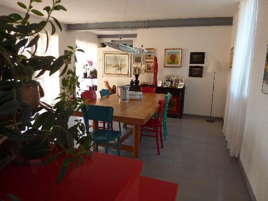 Casa Caccia: breakfast