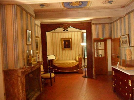 Аяччо, Франция: stanza e letto di napoleone