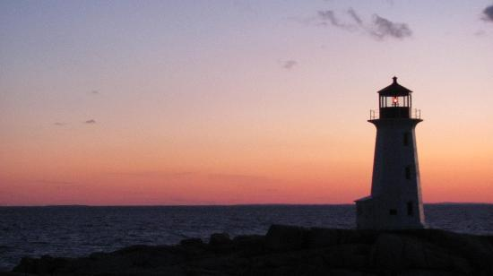 Beutiful now how beutiful is that ??? - picture of peggy's cove lighthouse