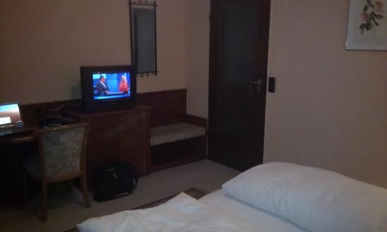 Hotel Klosterhof: Hotelzimmer