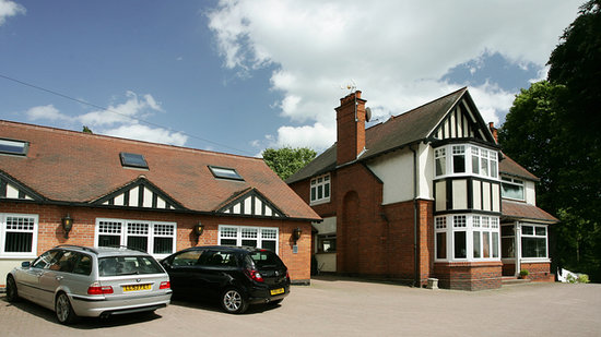Grimscote Manor Hotel: outside photo