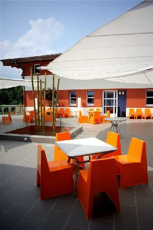 La Foresteria Canavese Country Club: Patio