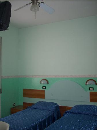 Hotel Garibaldi : Camere