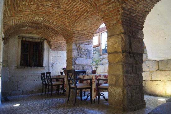 Casa Escobar & Jerez: Uno de los rincones