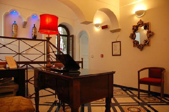Hotel Croce di Amalfi: reception