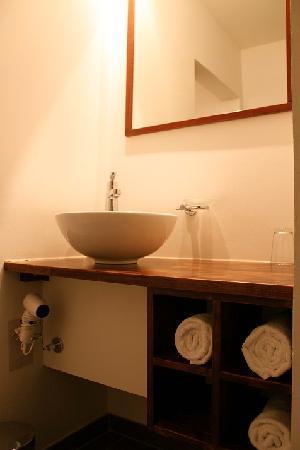 Hotel Kreuzblume: Badezimmer - Bathroom