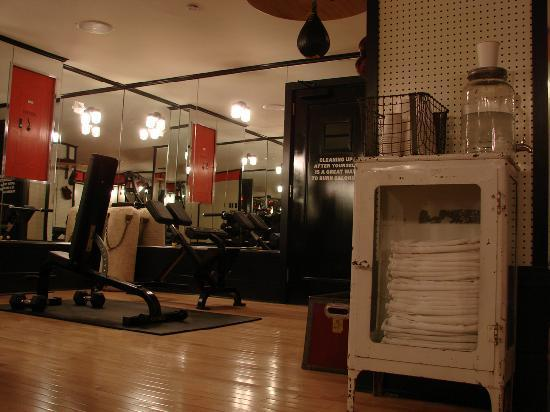 Ace Hotel New York: Gym