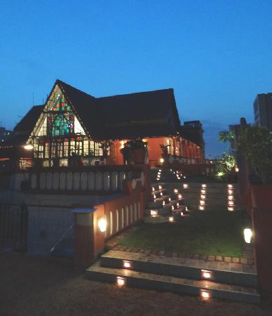 The House of MG: Agashiye Lounge and Garden