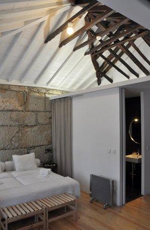 Casa dos Guindais: Room