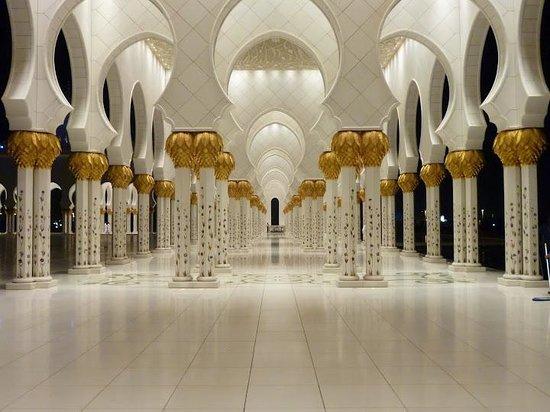 جامع الشيخ زايد الكبير: Grand Mosque