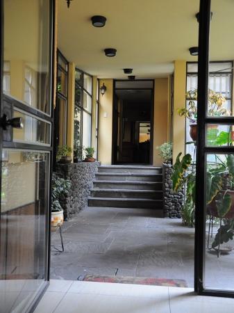 Hostal Arequipa Inn : Hotel Lobby