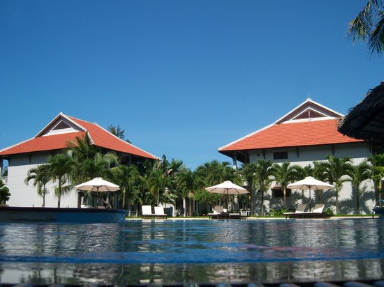 Hoi An Beach Resort: Pool