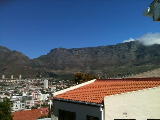 Upperbloem: view from balcony