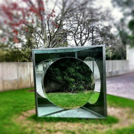 Variation F - Picture of Lillie and Hugh Roy Cullen Sculpture Garden ...